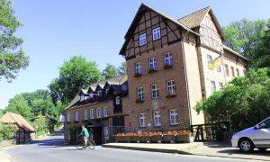 Wassermühle Haupthaus